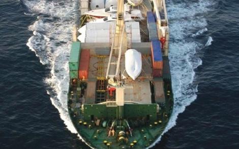 Ship Chartering Company LPG Ship Roro Vessel Fsru Selaata