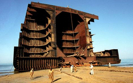 Ship Demolitions | Ship Scrap cash buyers- Vessel Demolition